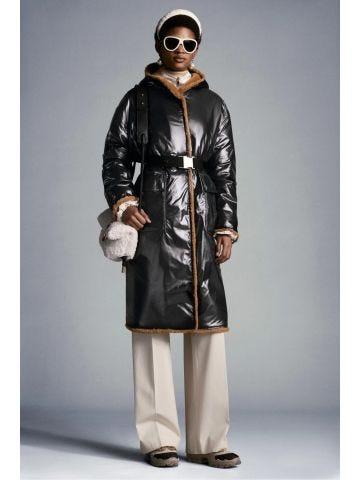 Brown Actee reversible jacket