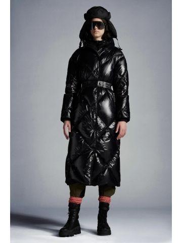 Black Cotonniere coat