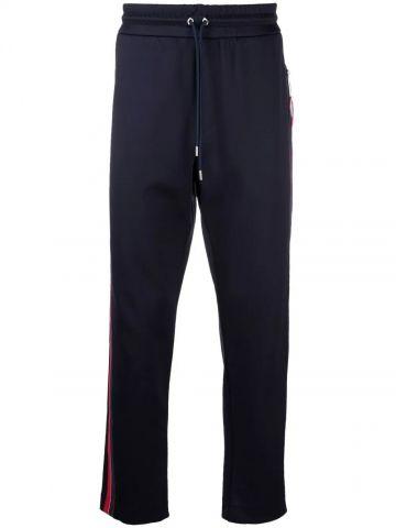 Blue sport pants