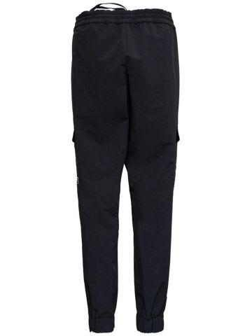 7 Moncler Fragment Hiroshi Fujiwara black cargo trousers