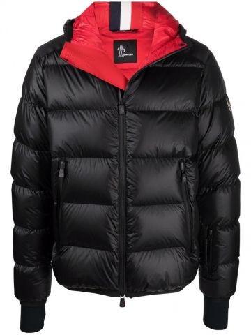 Black Hinntertux down jacket