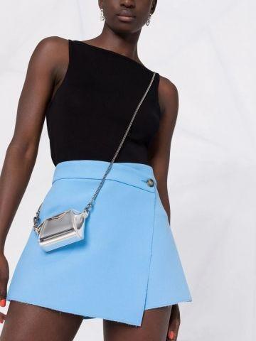 Light blue shorts wallet design