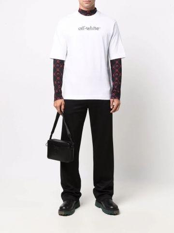 White short-sleeved t-shirt