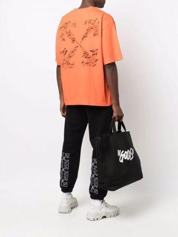 Orange Arrows T-shirt
