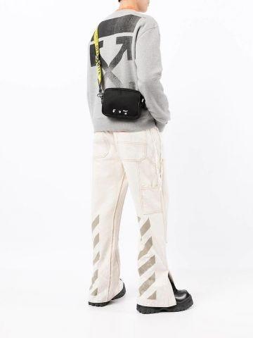 Gray Arrows sweatshirt
