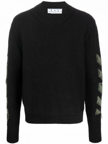 Black Arrows sweater