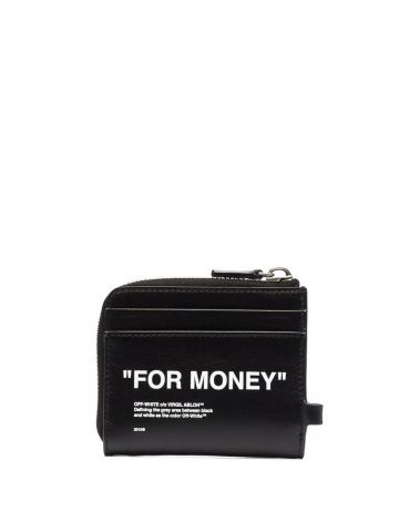 Black For Money Chain Wallet