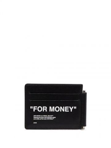 Black For Money Clip Wallet