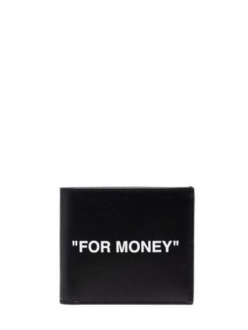Black For Money wallet