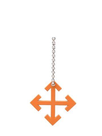 Orange Arrows keychain