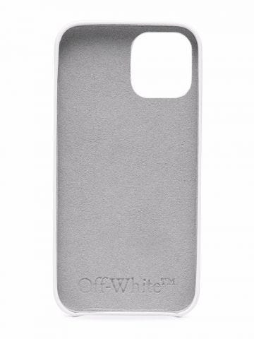 White iPhone 12 cover with Arrows