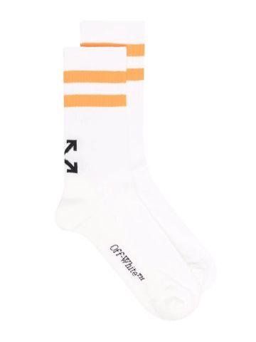 Arrows striped socks
