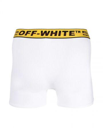 White Singlepack Industrial Boxers