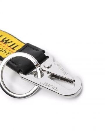 Yellow Industrial Key Holder
