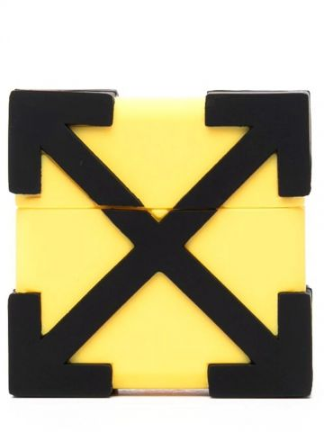Yellow Arrows Airpod holder