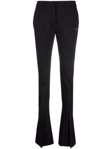 Tailored Split Pants