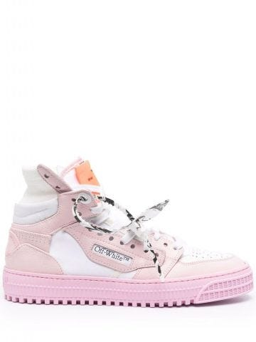 Pink leather Off-Court 3.0 sneakers