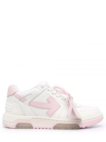 Beige Out Of Office OOO sneakers