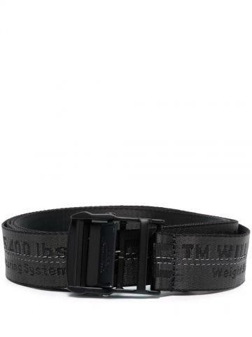 Black Industrial belt