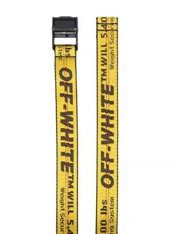 Yellow Mini Industrial belt