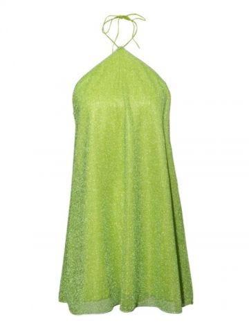 Green Lumière dress