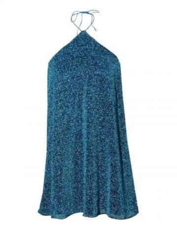 Blue Lumière dress