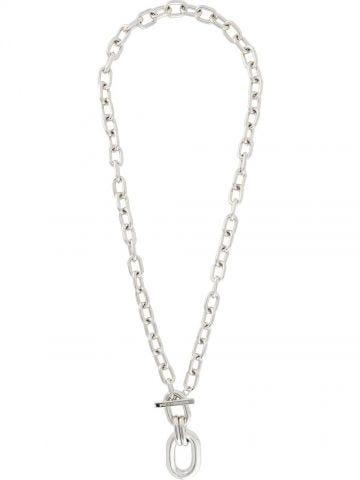 Silver XL Link Necklace