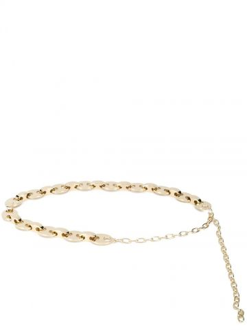 Cintura oro con catena