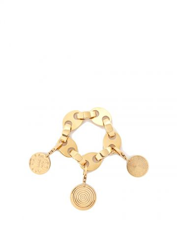 Gold Eight bracelet