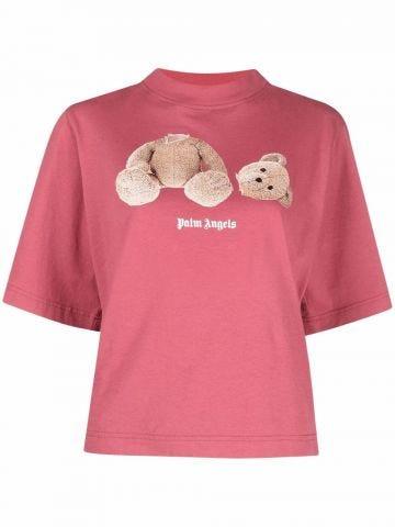 Pink Teddy Bear T-shirt