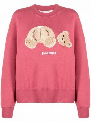 Pink Teddy Bear sweatshirt