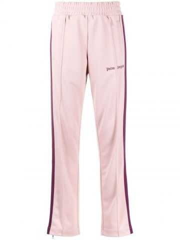 Pink classic trousers