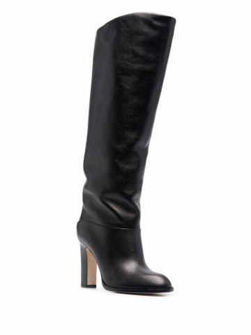 Black Kiki boots