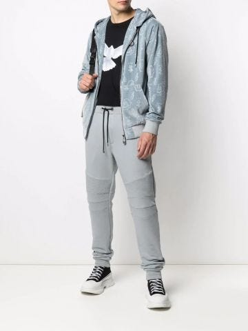 Grey sport pants