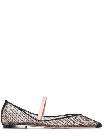 Black Tremaine ballerina shoes