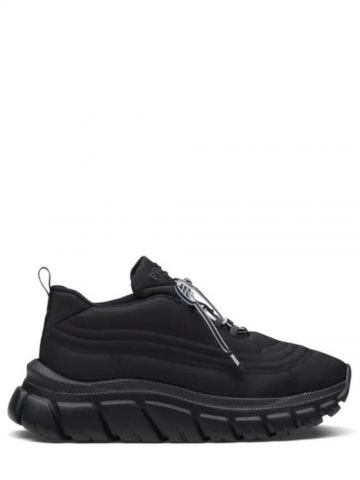 Black Prada Rush Gabardine Re-Nylon sneakers