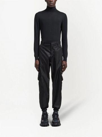 Re-Nylon cargo pants