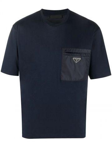 Blue Application T-shirt