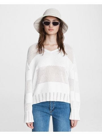 Faye Recycled Cotton Sweater