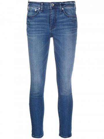 Cate skinny jeans with medium waist