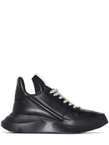 Black Geth sneakers