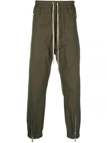 Green cargo pants