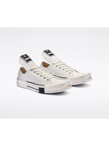 DRKSHDW x Converse white Turbodrk Ox sneakers