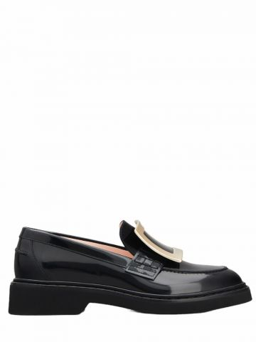 Viv 'Rangers loafers in black leather