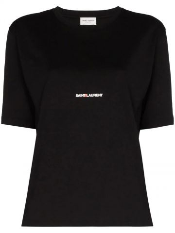 Rive Gauche black T-shirt