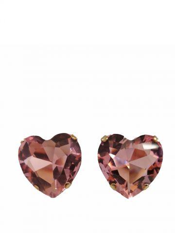 Earrings Ex Heart pink Silvia Gnecchi x Gente Roma