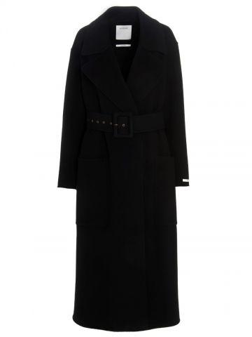 Black Dinar coat