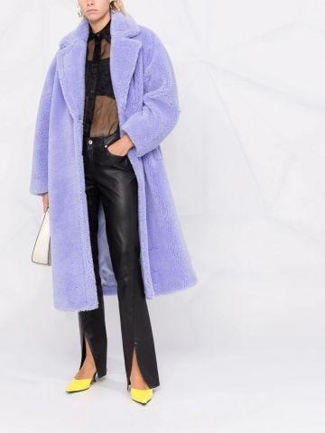 Lilac Maria coat