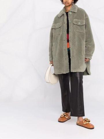 Green Sabi jacket