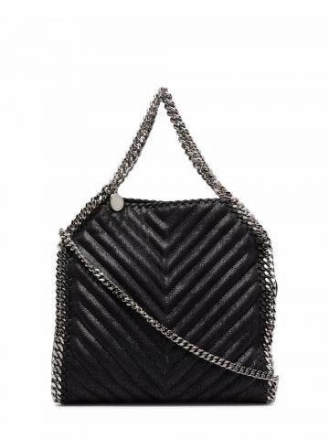 Black Falabella Mini Tote bag